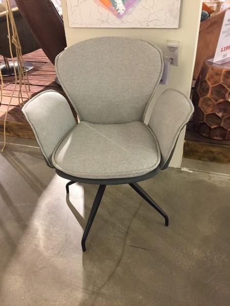 Esszimmer-Stuhl mit Armlehnen LINE, 5096-JD 78