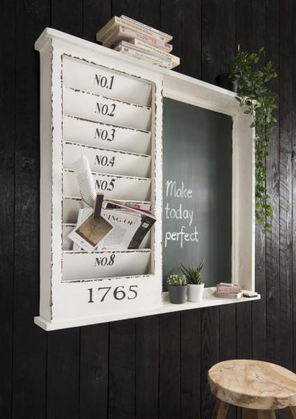 Zeitschriften / Memo-Board mit Kreidetafel, 99.100..16