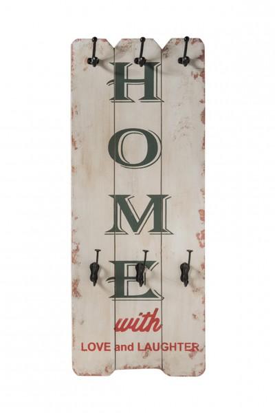 Garderobenleiste / Vintage-Garderobenleiste HOME