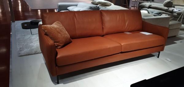 SITS Leder-Sofa 3-sitzig LUCA E1488-0400-2