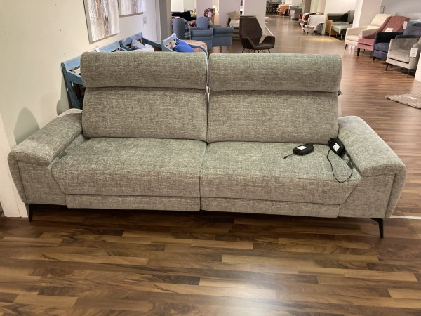 VILMERS Sofa 3-sitzig mit Funktionen DEALAN