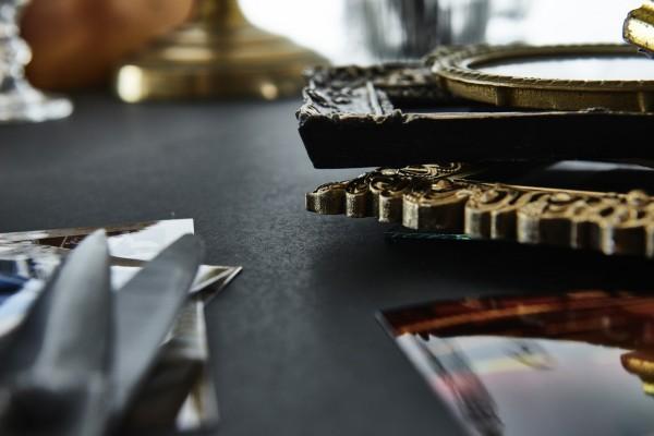 BODAHL Esstisch mit 2 Einlegeplatten COVENTRY, 120/160/200 x 120 cm