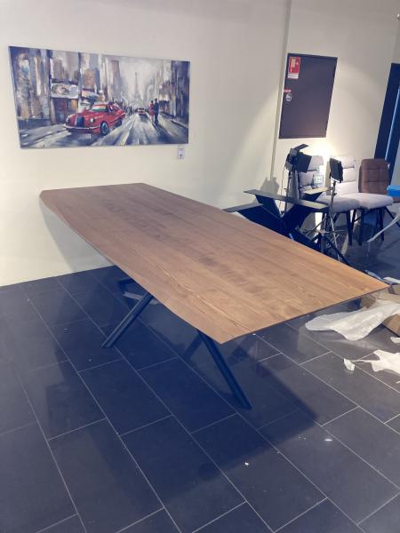 BODAHL Esstisch EXTREME/MEMPHIS, 260 x 110 cm Eiche massiv
