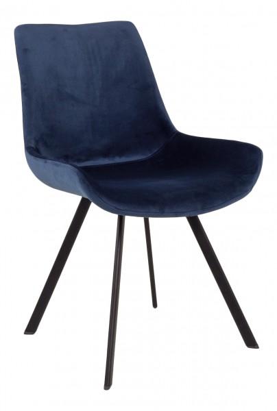 Polsterstuhl PALLE, aqua-blau 5088-VE-1104840031