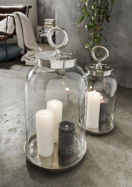 Windlicht / Kerzenständer