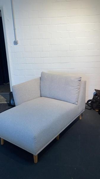 VILMERS Chaiselonge/Longchair GOTEBORG