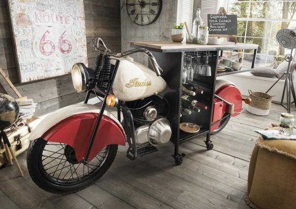 "Unikat-Motobike-Bar ""GLIDER"", HF95.035"