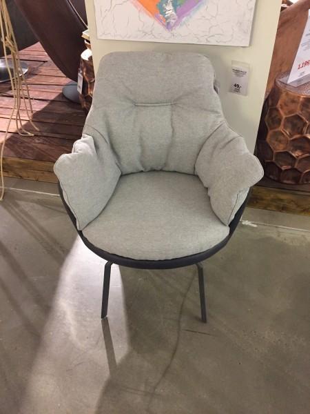 Esszimmer-Stuhl mit Armlehnen MIKA, 5094-JD 75