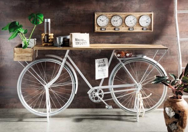 Fahrrad-Konsole WHITY, 95.030