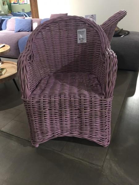 Rattan-Sessel / Stuhl PALMA 96.003-31255