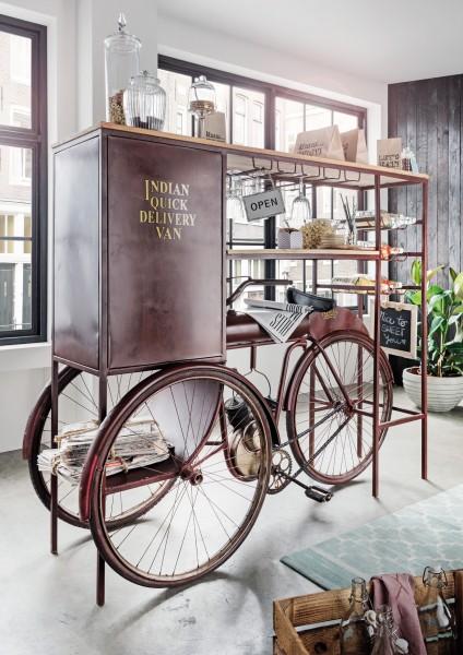 Moto-Bike Bar auf 3 Rädern, 95.023